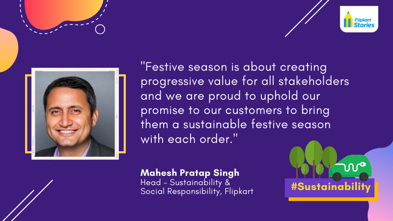 BBD 2021 Sustainable Packaging EV 100 Mahesh Pratap Singh
