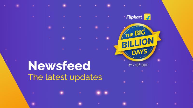 The Big Billion Days 2021 – News Updates