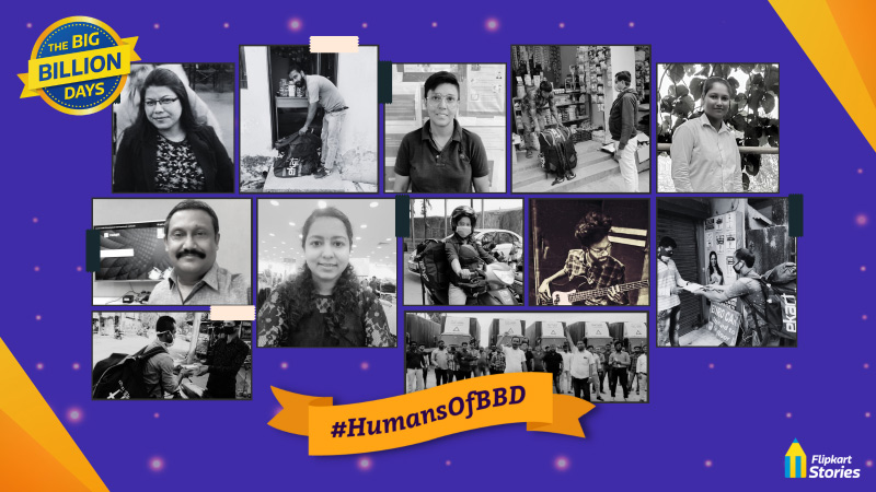 This Big Billion Days, celebrate the spirit of resilience with the #HumansOfBBD