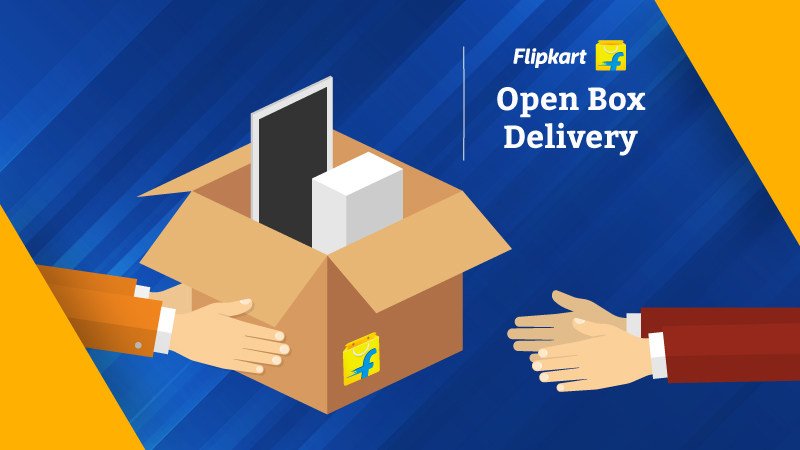 With Open Box Delivery, Flipkart safeguards customer interests and fosters trust