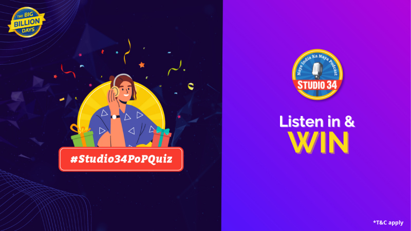 #Studio34PoPQuiz: Listen to the latest podcast episodes and win big!